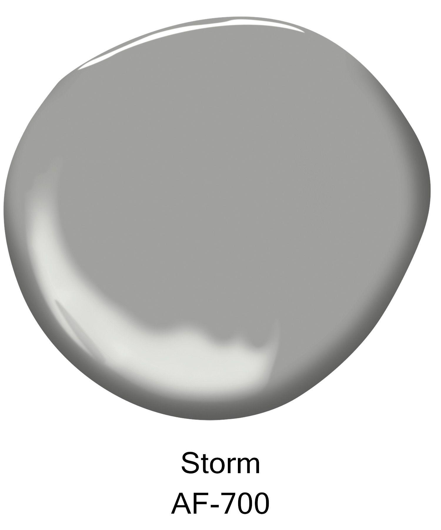 benjamin moore storm