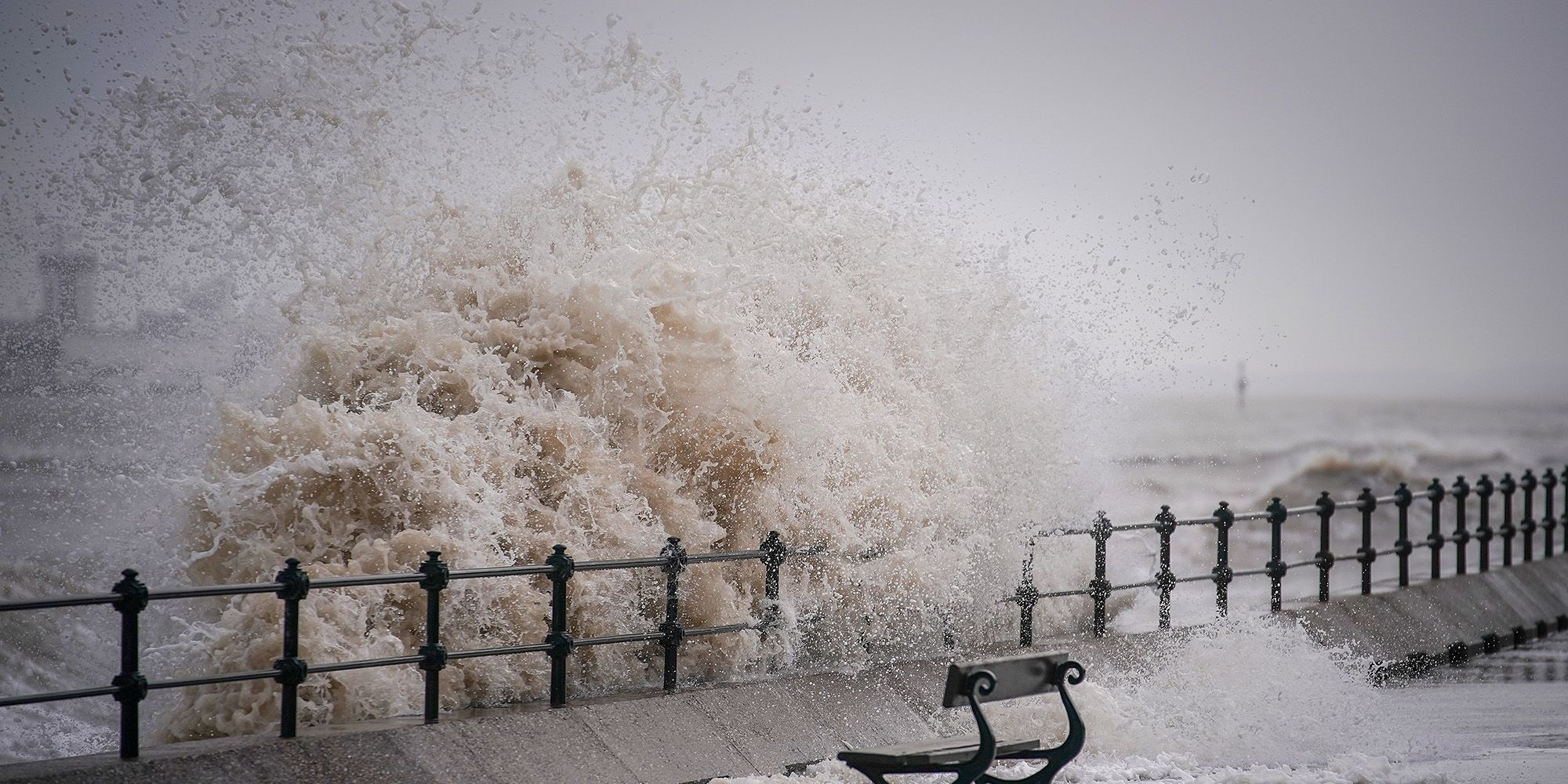 UK Faces Aftermath Of Storm Helene