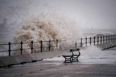 UK Faces Aftermath Of Storm Helene