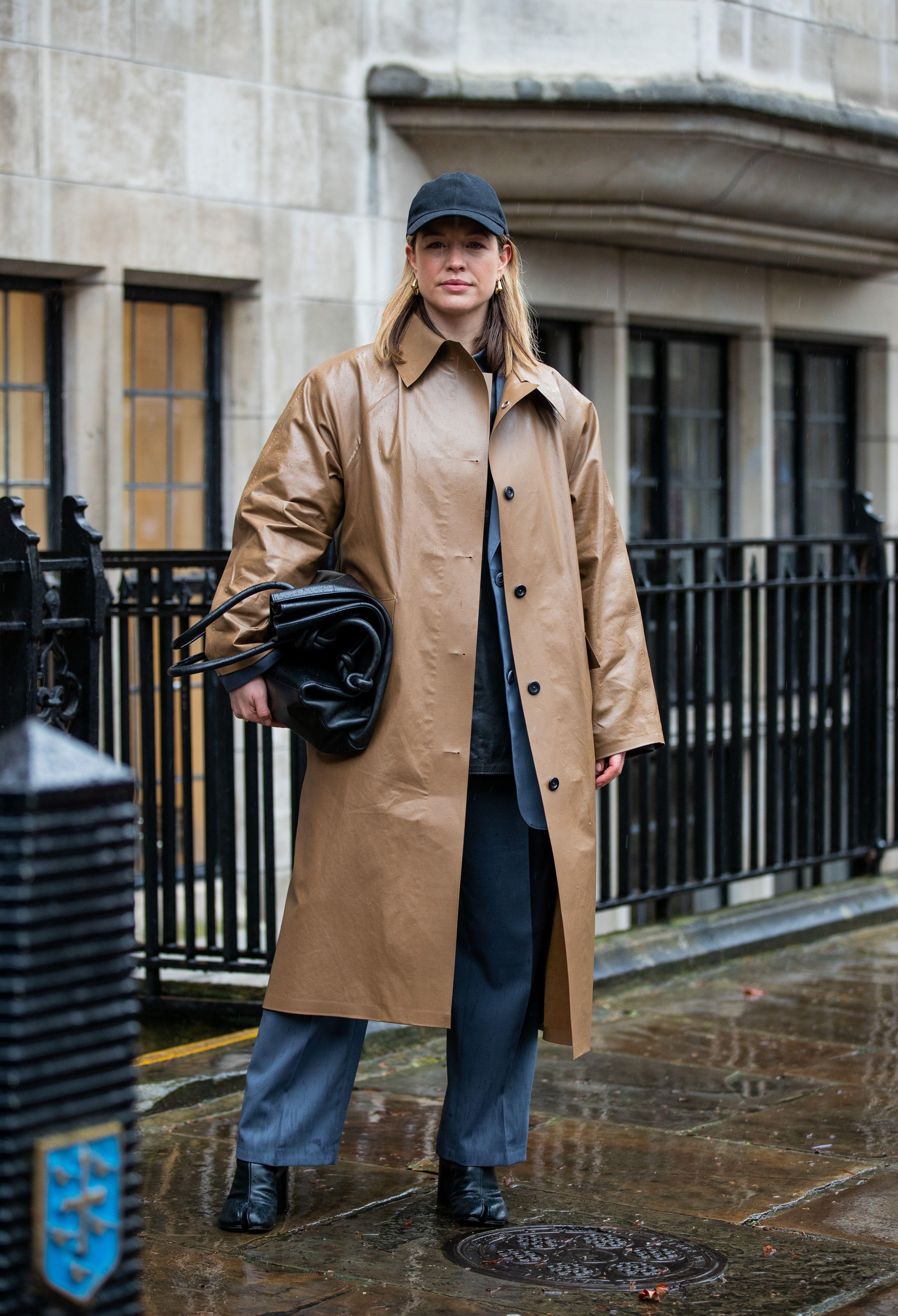 De perfecte regen outfit