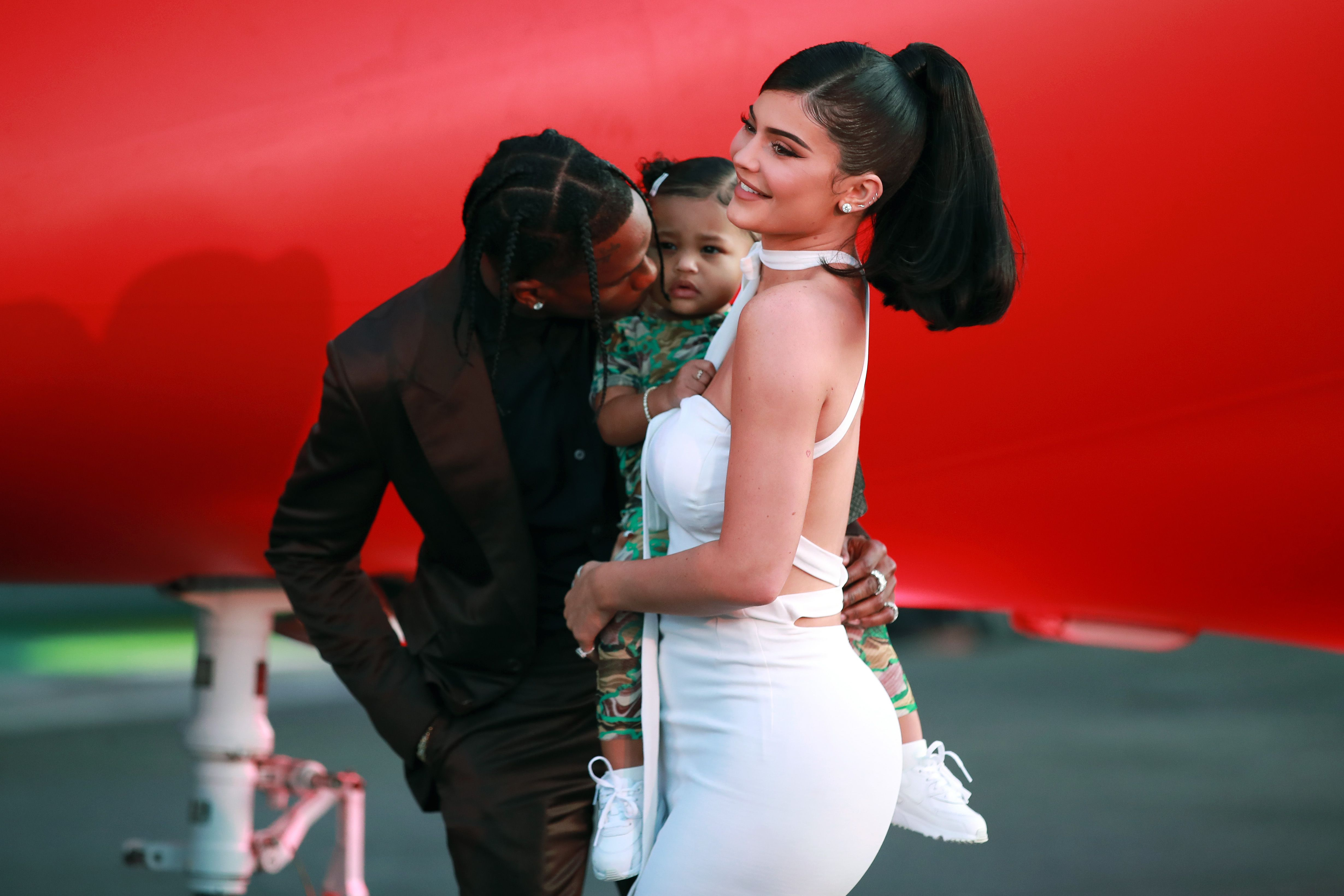 Kylie Jenner Hints At Romantic Reunion With Travis Scott With A Not-So-Subtle Instagram Story