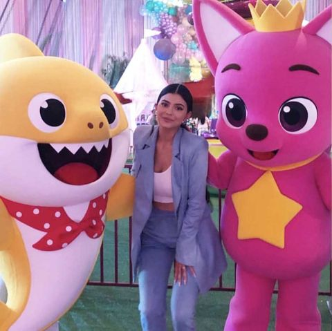 0fd953430 Kylie Jenner Threw Stormi Webster an Epic First Birthday Party at ...