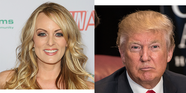 Stormy Daniels Goes Into Day-Ruining Detail About Donald Trump's Sex Life In New Memoir