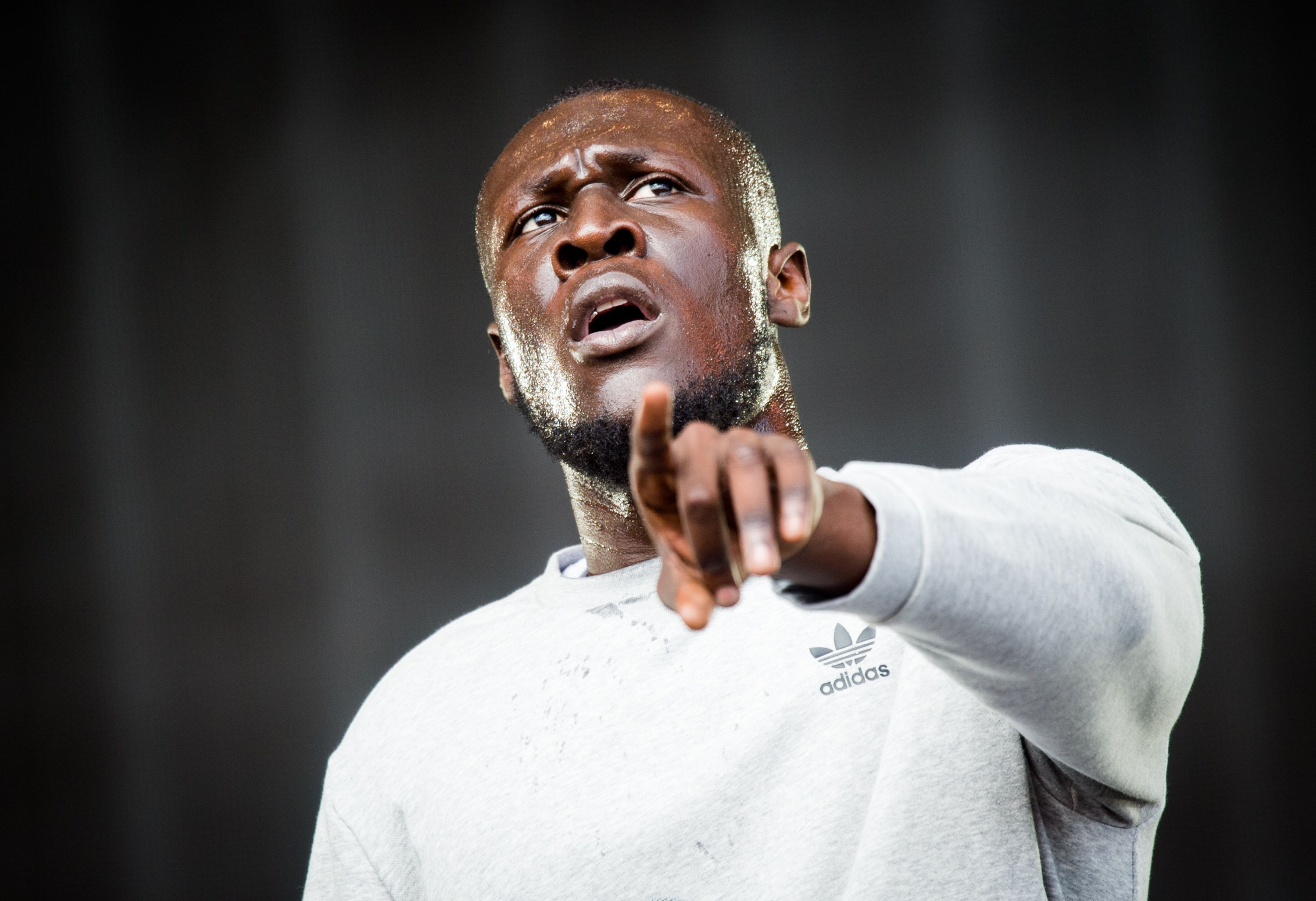 Stormzy has strong feelings on Jacob Rees-Mogg's insensitive Grenfell comments