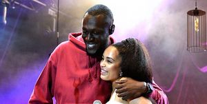 Stormzy and Jorja Smith