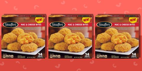 Stouffer's mac & cheese bites