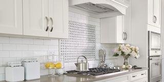 20 White Kitchen Design Ideas - Decorating White Kitchens