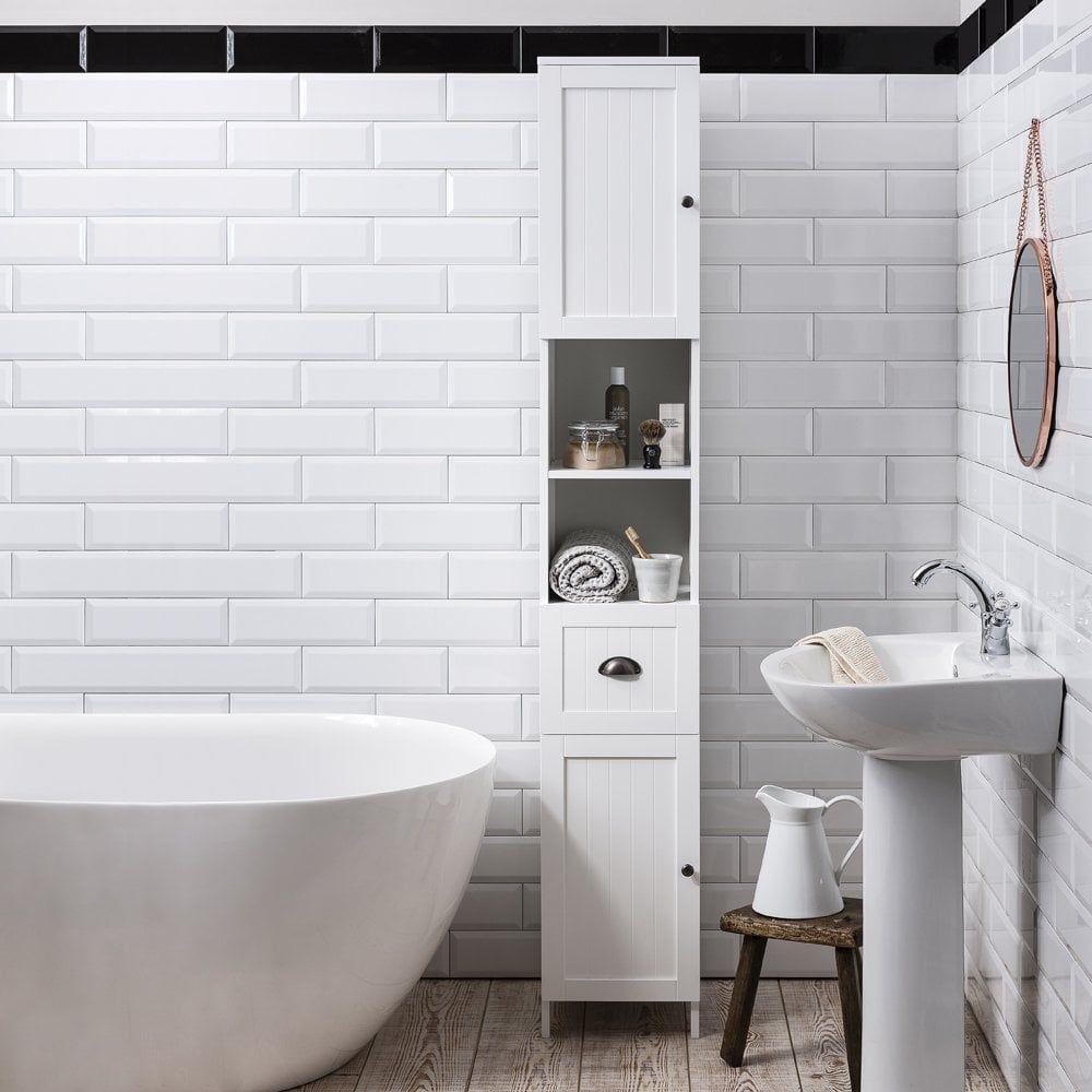 Best Small Bathroom Storage