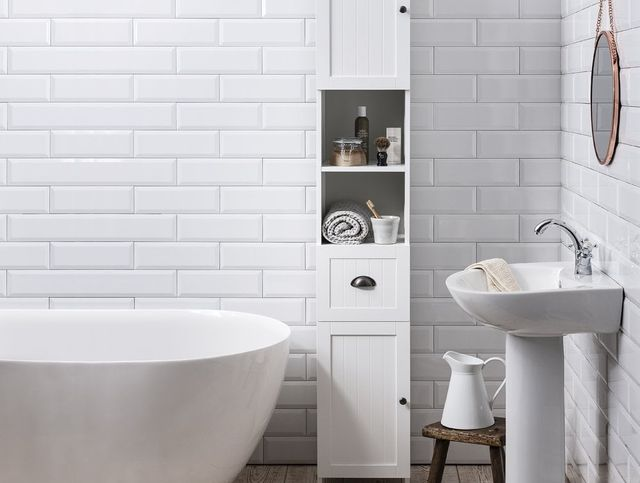Best Small Bathroom Storage