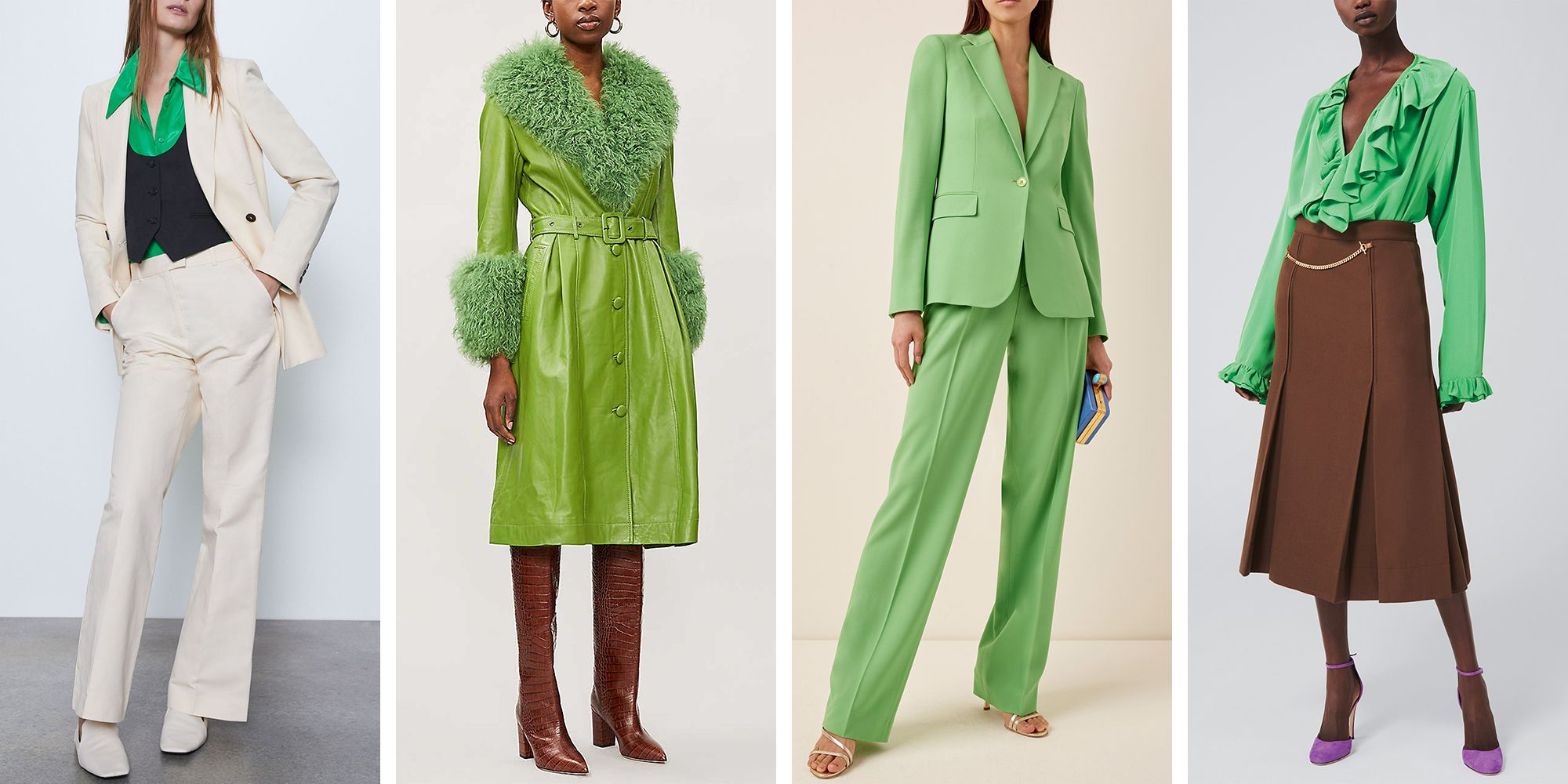 13 St. Patrick's Day Outfits That Say 'Don't Freaking Touch Me'