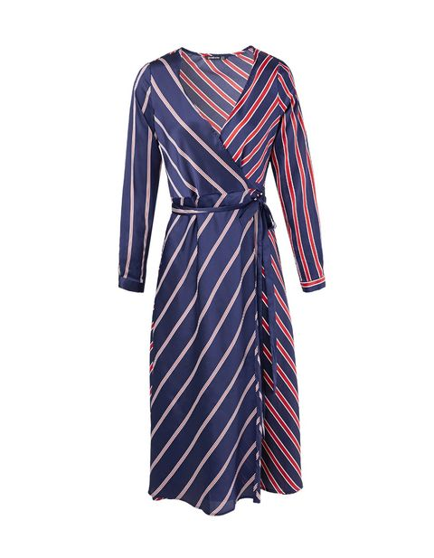 Clothing, Day dress, Dress, Sleeve, Robe, Pattern, Collar, Cocktail dress, Cover-up, Pattern,
