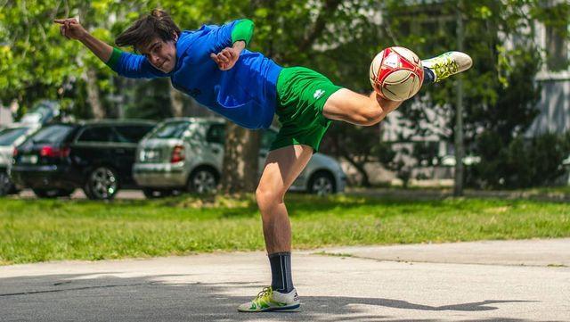 straatvoetbal nederland