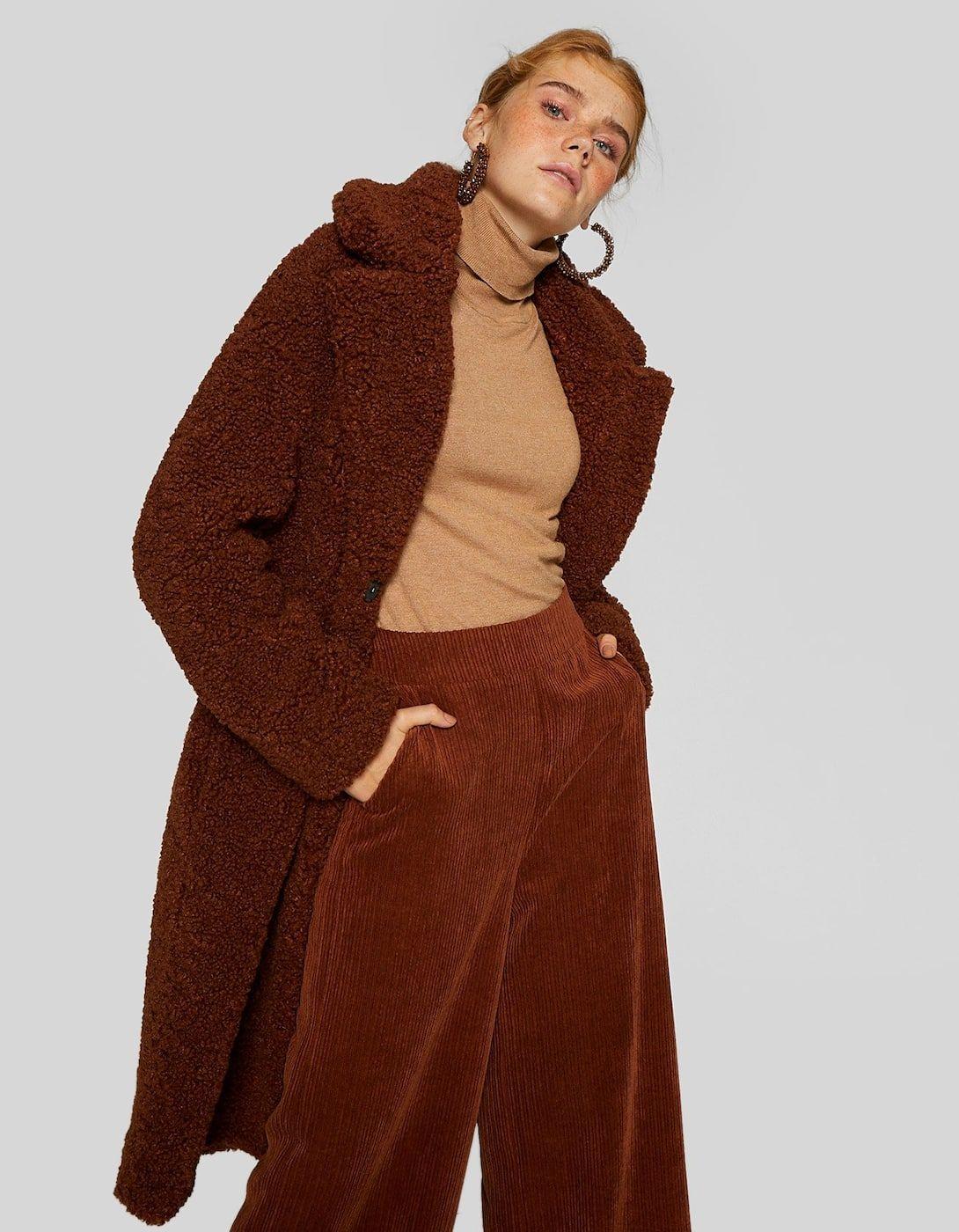 204b0d06 Estos 30 abrigos peluche te abrazarán en la ola de frío - Abrigos-peluche  para sobrevivir al frío
