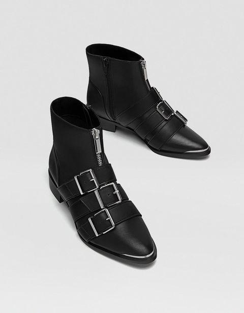 5c3ee9da6 Botines: así los llevan en el street style - Shopping botines otoño