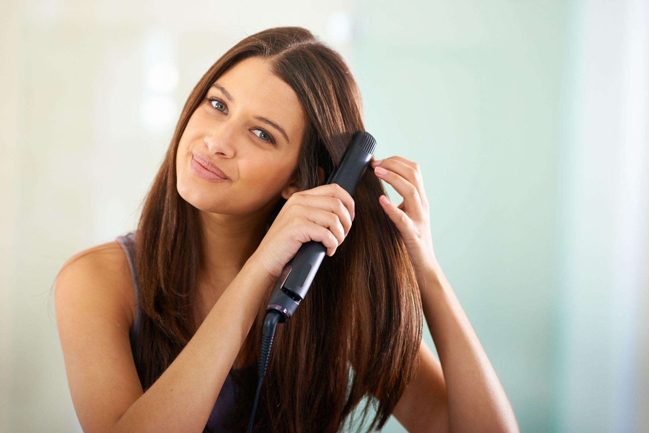 съвети за оформяне на коса как да изправя косата