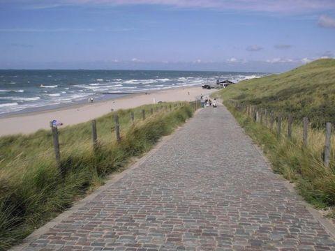 Strand Nederland Kijkduin Den Haag