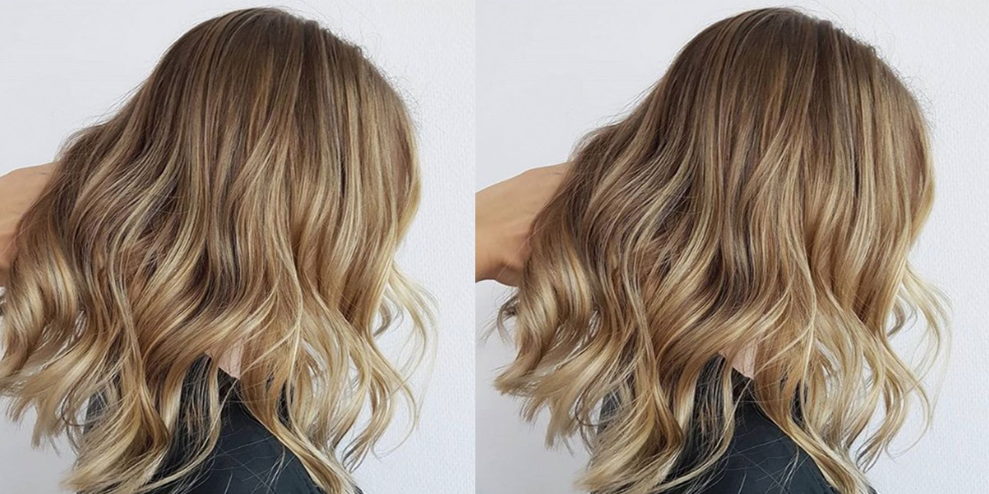 Strandlighting Hair Dye Trend