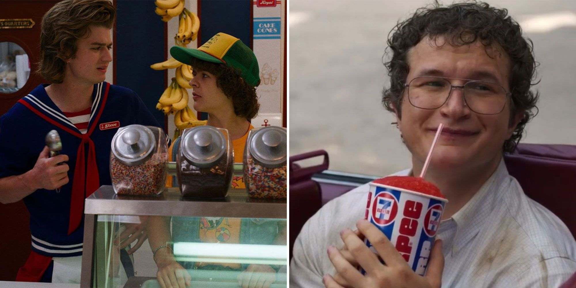 Every Food Reference In Stranger Things Season 3: Burger
