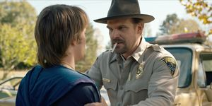 STRANGER THINGS, David Harbour, 'Chapter Two: The Weirdo on Maple Street'
