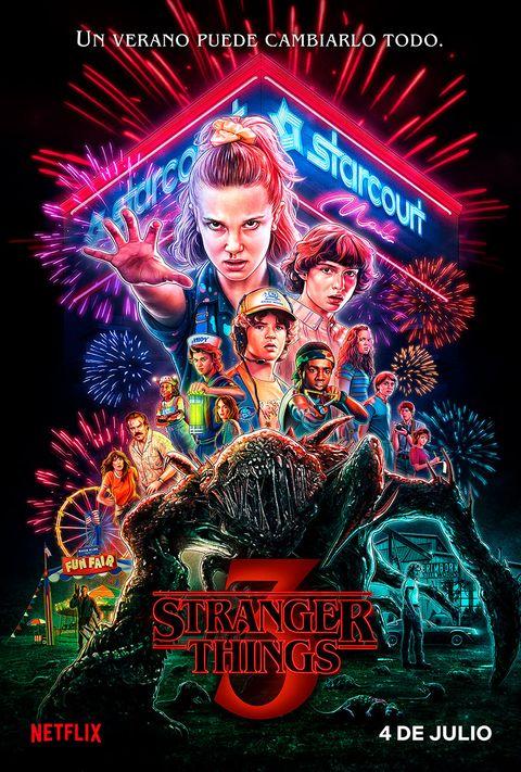 Stranger Things 3 Todo Sobre El Estreno De La Tercera Temporada En