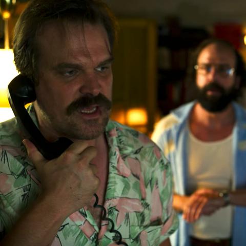 Stranger Things 3' Fan Has Wild Hopper Theory - Will Hopper