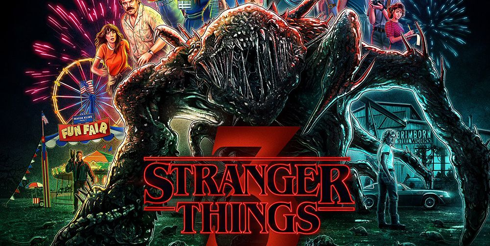 Stranger Things 3 Release