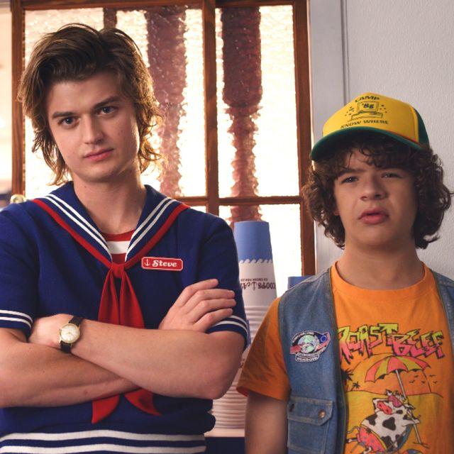 Dustin & Steve | La Boutique Stranger Things