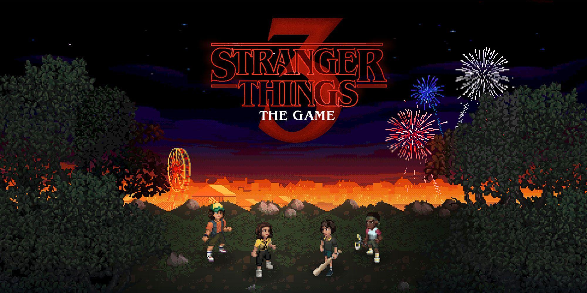 'Stranger Things 3: The Game', el videojuego de la tercera temporada de la serie