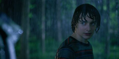 Will Byers gay Stranger Things