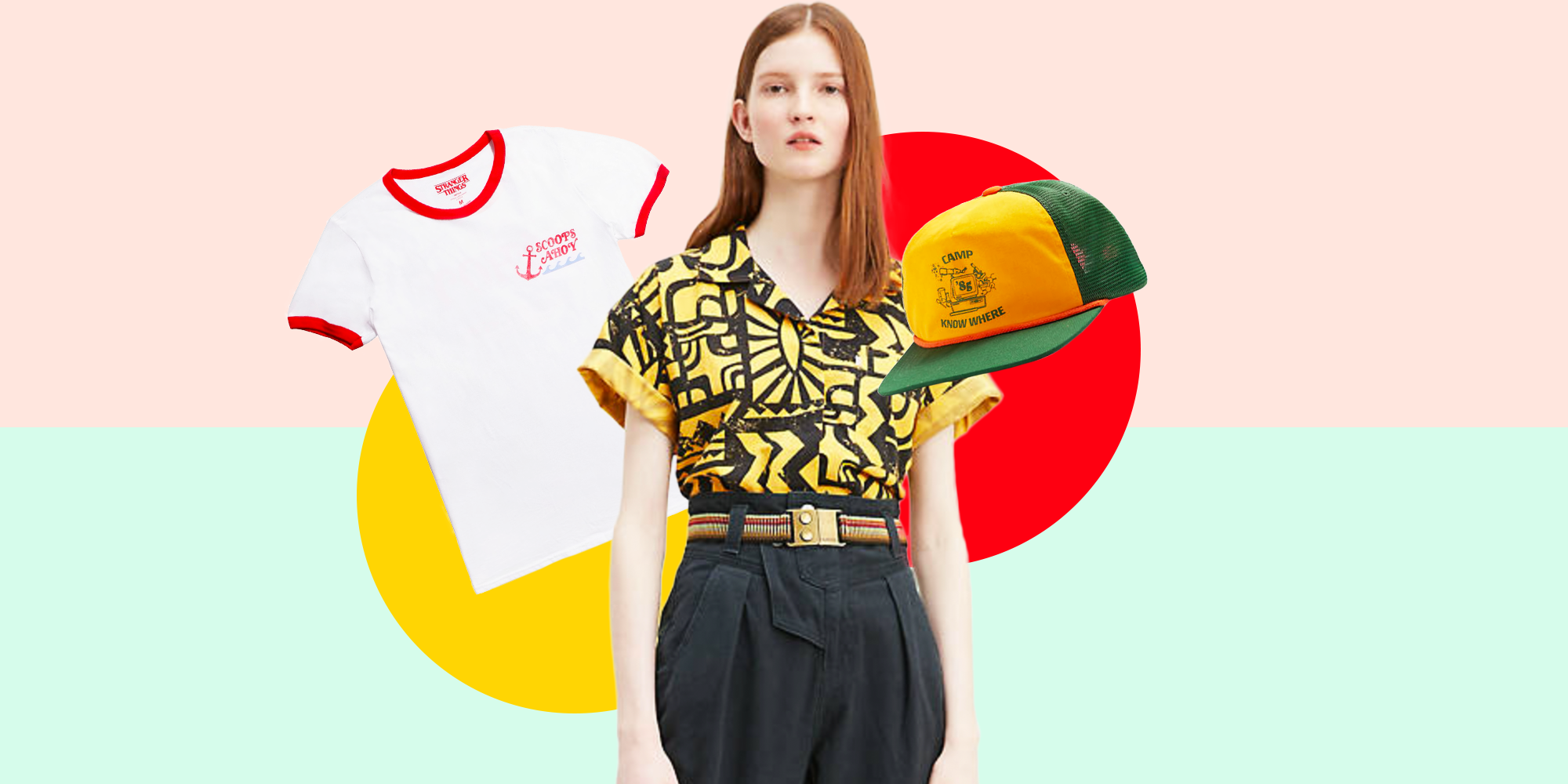 2af36f734c58 The Only Clothes I'm Buying This Summer Are Straight From 'Stranger Things'