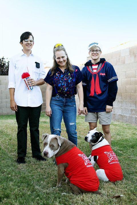 15 Diy Stranger Things Costume Ideas For Halloween Best