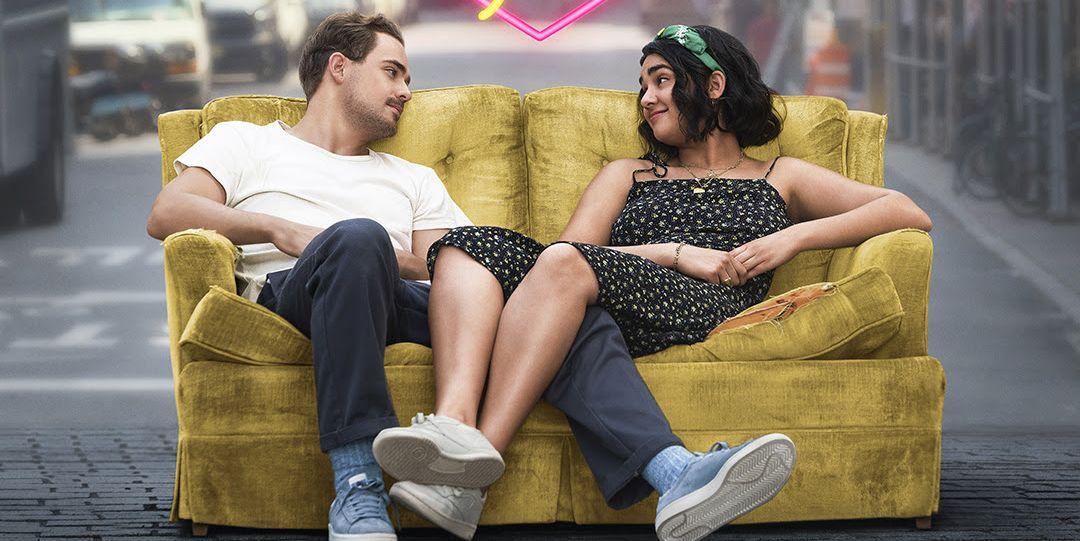 Tras 'Stranger Things', Dacre Montgomery protagoniza el tráiler de la comedia romántica de 'The Broken Hearts Gallery'