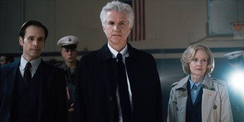 who is the american stranger things 3 - post-credit scene explained stranger things season 3