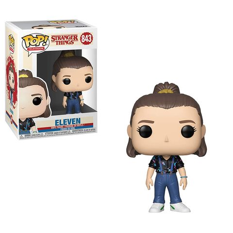 Stranger Things Eleven Funko