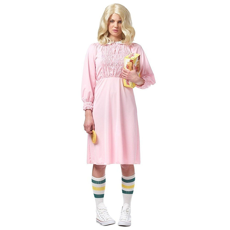 Stranger Things Eleven U002780s Halloween Costume