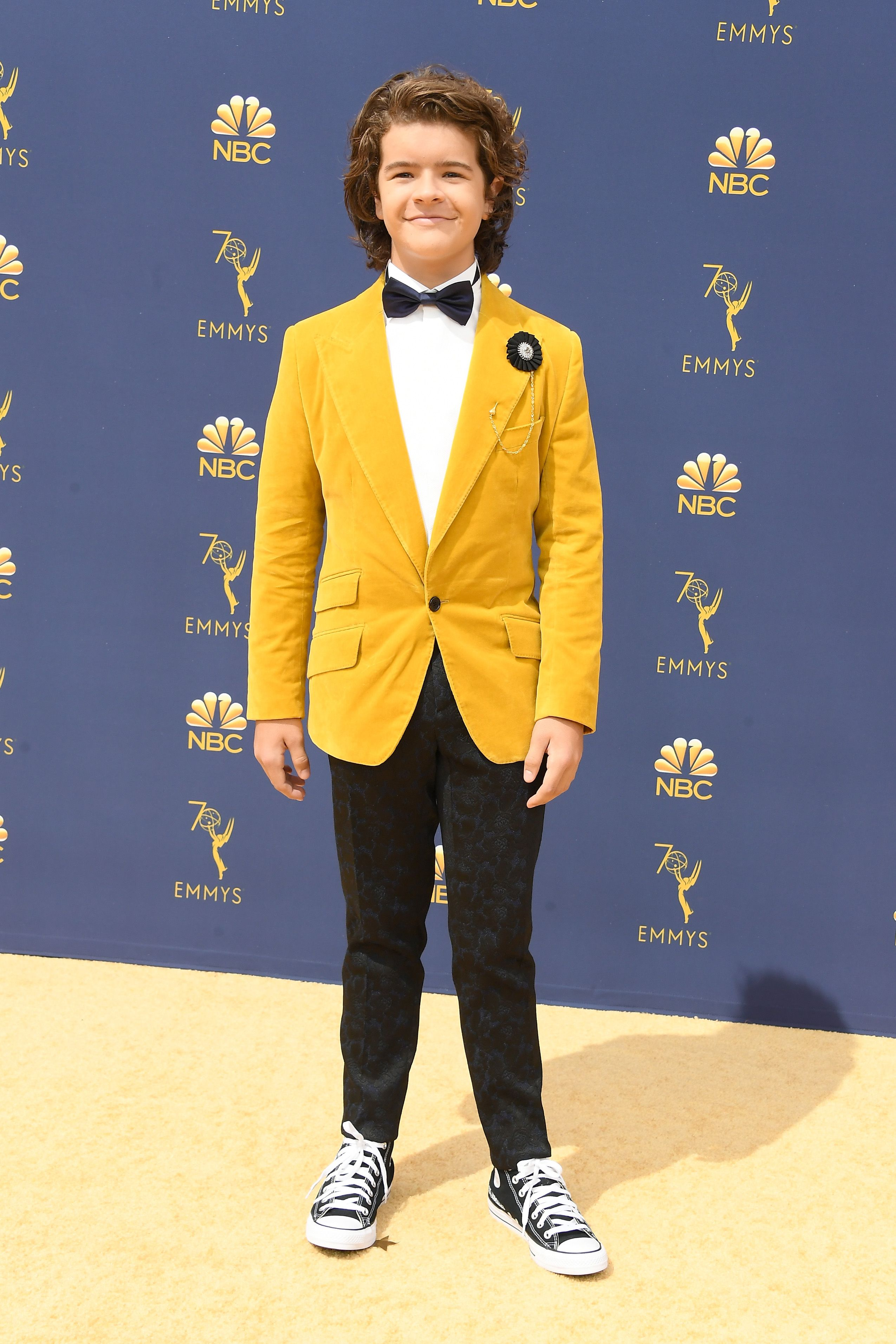 stranger things emmy 2018 alfombra roja