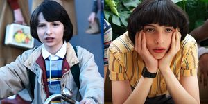 Stranger Things Cast Then and Now