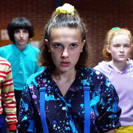 Friends Tv Show Halloween Costumes Ideas.Stranger Things Halloween Costume Ideas Eleven Dustin