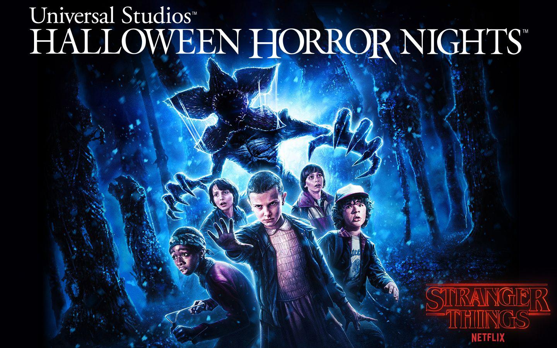 Stranger Things at Halloween Horror Nights