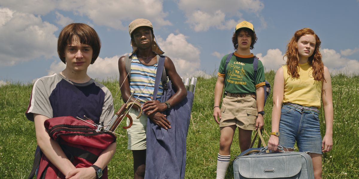 Is Stranger Things Town Hawkins Indiana Real Where