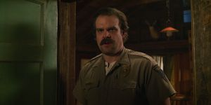 Stranger Things Jim Hopper