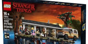 Stranger Things Lego