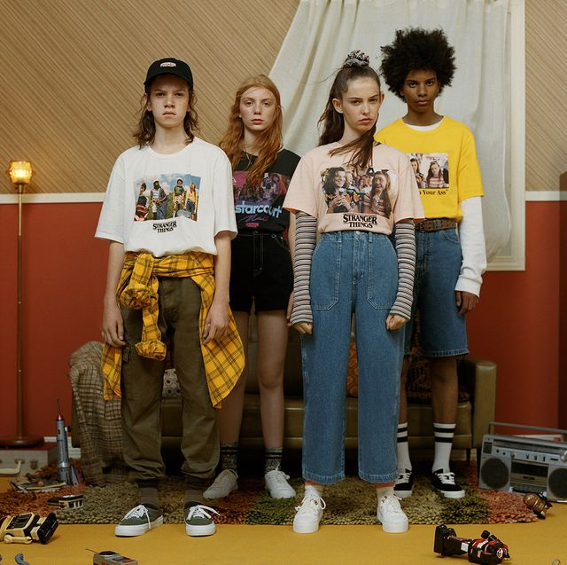 Stranger Things x Pull and Bear