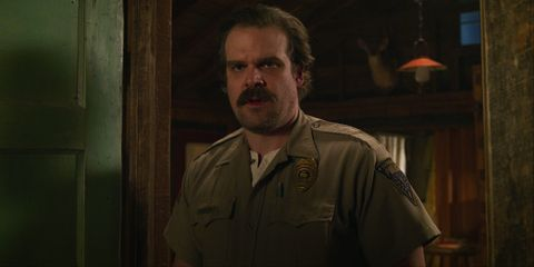 """This """"Stranger Things"""" Theory Suggests That Hopper Really Is Dead"""