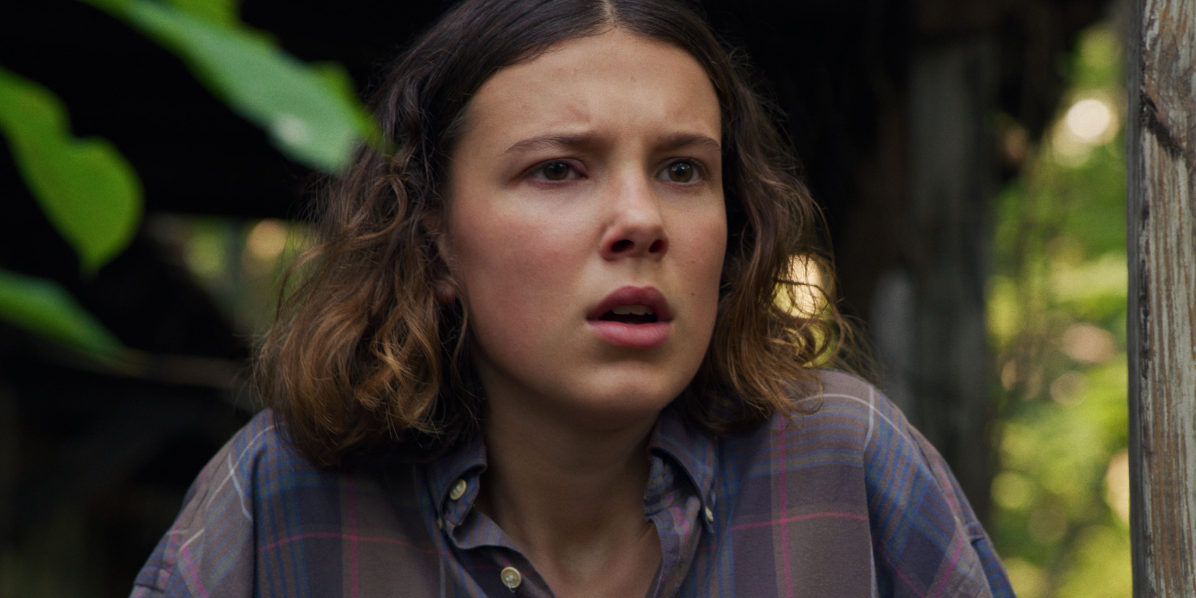 "Millie Bobby Brown Says She Wasn't a Fan of ""Stranger Things"" Season 3 Ending"