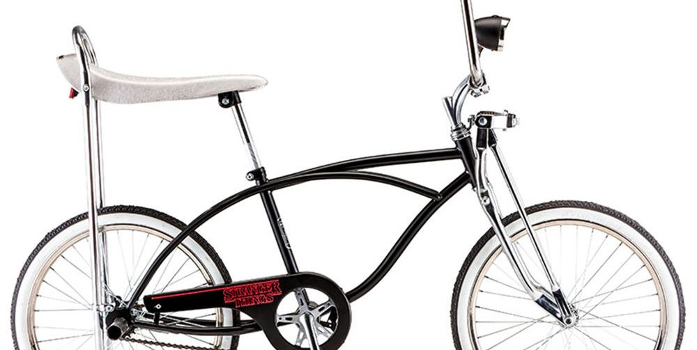 44a543d09a1 Flee the Upside Down on Schwinn's Limited-Edition 'Stranger Things' Bicycle  – Health Breaking News