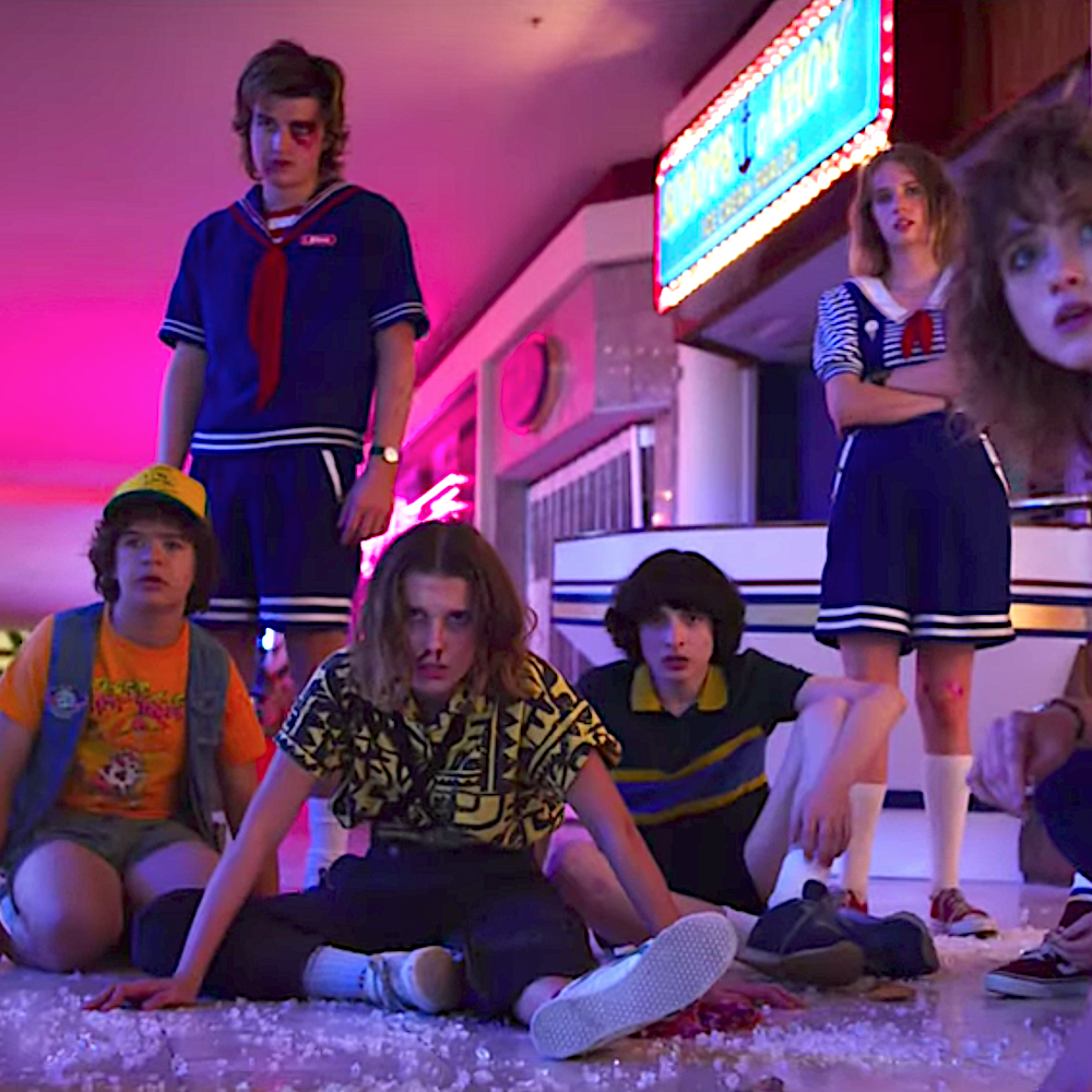 The Stranger Things Season 3 Trailer Brings Upside Down Monsters to the Local Mall