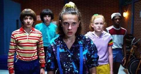 Stranger Things season 3 achieves record viewing figures