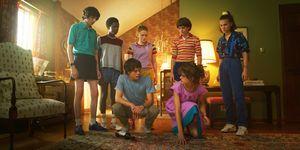 Stranger Things, Season 3, Natalia Dyer, Charlie Heaton, Noah Schnapp, Finn Wolfhard, Millie Bobby Brown, Sadie Sink, Caleb McLaughlin,