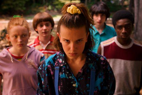 La temporada 3 de Stranger Things llega a Netflix